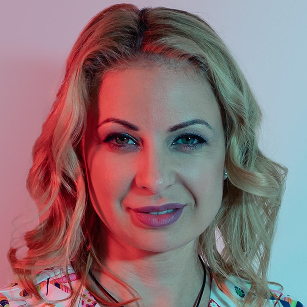 Jordanka portrait