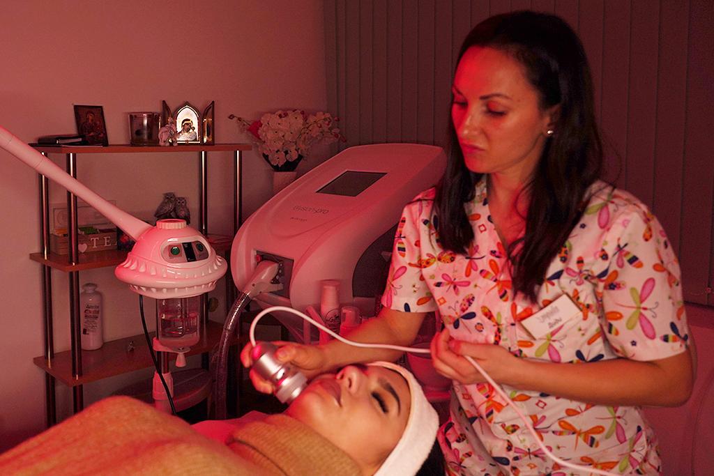 Терапия за чувствителна и куперозна кожа